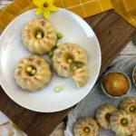 kleine Zitronenguglhupfe glutenfrei