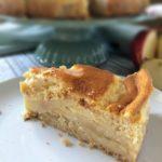 Apfel-Schicht-Kuchen glutenfrei