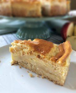 Read more about the article Apfel-Schicht-Kuchen glutenfrei