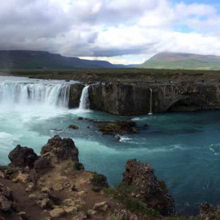 Island Goðafoss
